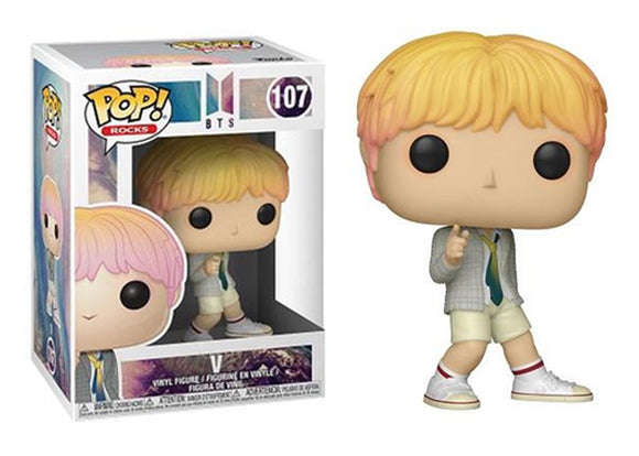 Pop! Rocks: BTS - V - Mom's Basement Collectibles