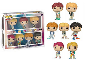 Pop! Rocks - BTS [7 Pack] (Barnes & Noble Exclusive) - Mom's Basement Collectibles
