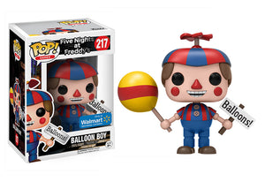 Pop! Games: Five Nights at Freddy's - Balloon Boy (Walmart Exclusive) - Mom's Basement Collectibles