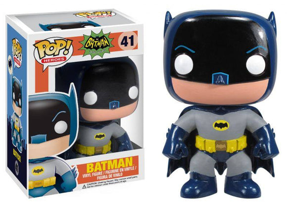 Pop! Heroes: Batman Classic TV Series - Batman - Mom's Basement Collectibles