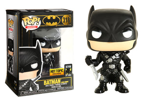 Pop! Heroes - Batman [Grim Kinght] (Hot Topic Exclusive) - Mom's Basement Collectibles