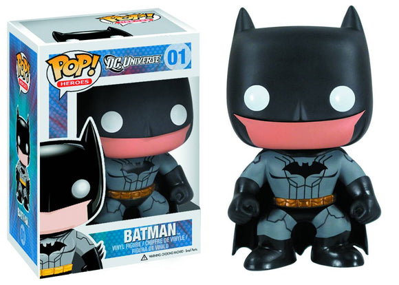 Pop! Heroes - Batman [New 52] (PX Exclusive) - Mom's Basement Collectibles