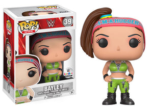Pop! WWE  - Bayley (Toys R Us Exclusive) - Mom's Basement Collectibles