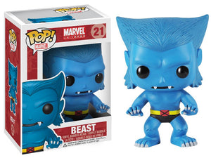 Pop! Marvel - Beast - Mom's Basement Collectibles