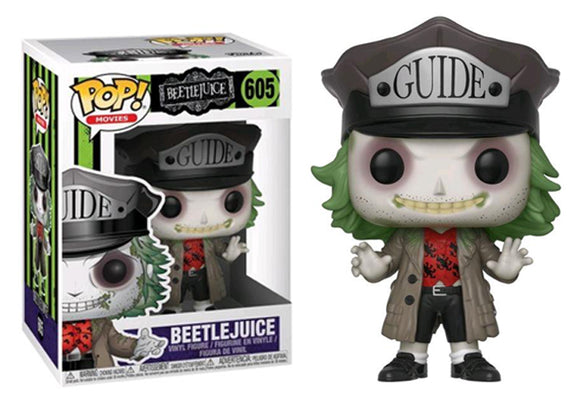 Pop! Movies: Beetlejuice - Beetlejuice [Tour Guide] – Mom ...