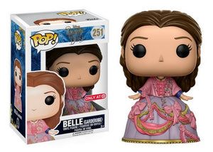 Pop! Disney - Belle [Garderobe] (Target Exclusive) - Mom's Basement Collectibles