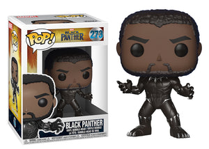 Pop! Marvel: Black Panther - Black Panther - Mom's Basement Collectibles