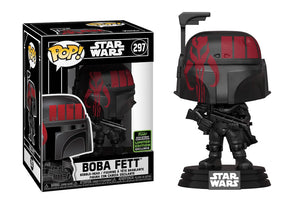 Pop! Star Wars - Boba Fett [Futura] (Spring Convention Exclusive 2020) - Mom's Basement Collectibles