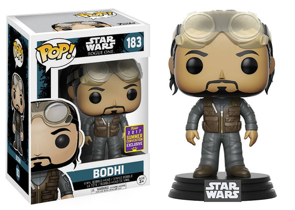 Pop! Star Wars - Bodhi (Summer Convention Exclusive 2017) - Mom's Basement Collectibles
