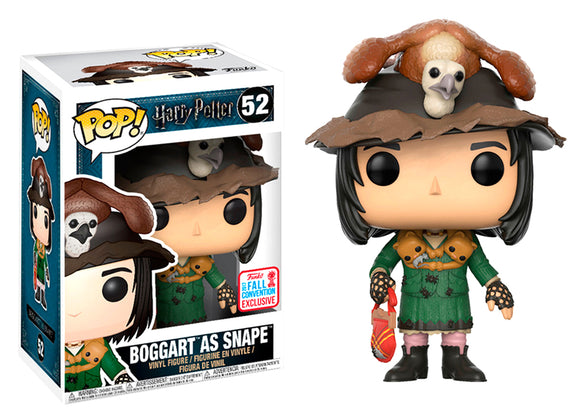 Pop! Harry Potter - Boggart As Snape (Fall Convention Exclusive 2017) - Mom's Basement Collectibles