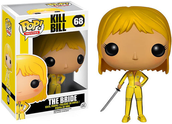 Pop! Movies: Kill Bill - The Bride - Mom's Basement Collectibles