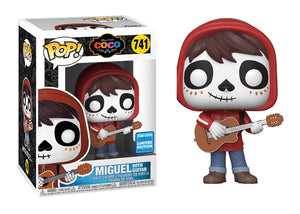 Pop! Disney: Coco - Miguel w/ Guitar (Wonderous Convention Exclusive 2020) - Mom's Basement Collectibles