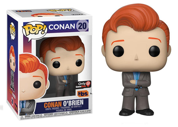 Pop! Conan - Conan [Suit] (Gamestop Exclusive) - Mom's Basement Collectibles