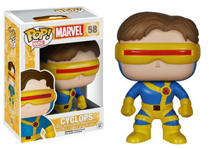 Pop! Marvel - Cyclops - Mom's Basement Collectibles