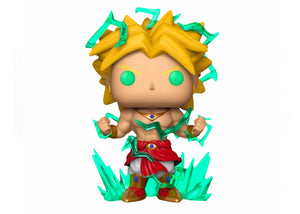Pop! Animation: Dragon Ball Z - Legendary Super Saiyan Broly [6 Inch] (Galactic Toys Exclusive) - Mom's Basement Collectibles