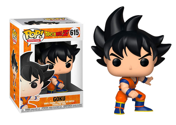 Pop! Animation: Dragon Ball Z - Goku [Pose] - Mom's Basement Collectibles
