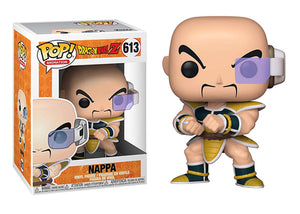Pop! Animation: Dragon Ball Z - Nappa - Mom's Basement Collectibles
