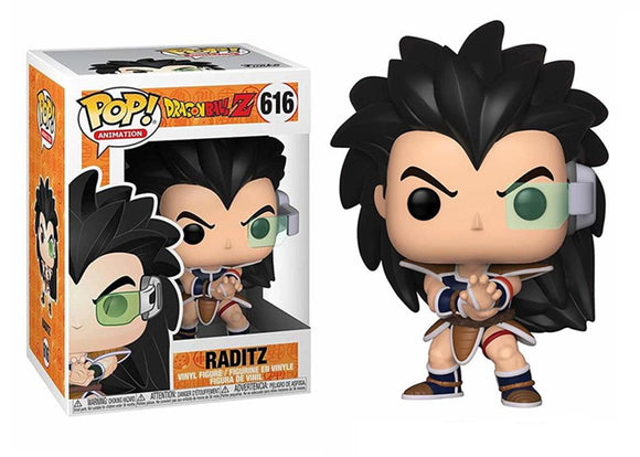 Pop! Animation: Dragon Ball Z - Radditz - Mom's Basement Collectibles