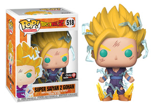 Pop! Animation: Dragon Ball Z - Super Saiyan 2 Gohan (Gamestop Exclusive) - Mom's Basement Collectibles