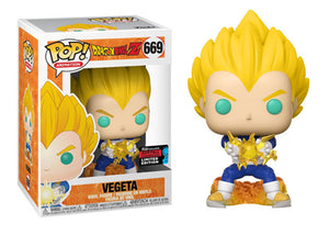 Pop! Animation: Dragon Ball Z - Vegeta (Fall Convention Exclusive 2019) - Mom's Basement Collectibles