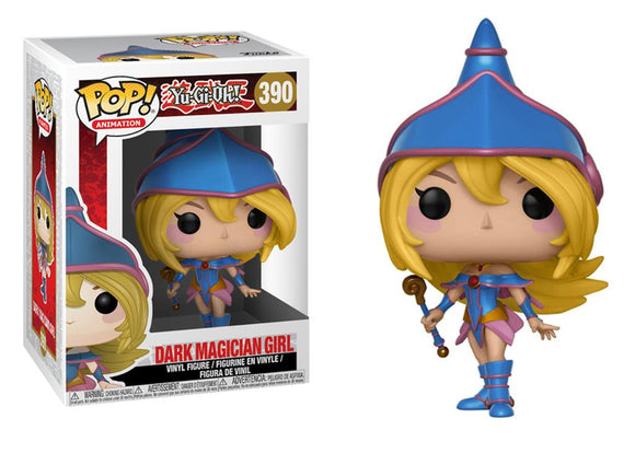 Pop! Animation: Yu-Gi-Oh - Dark Magician Girl - Mom's Basement Collectibles