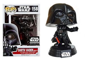 Pop! Star Wars - Darth Vader [Bespin] (Smuggler's Bounty Exclusive) - Mom's Basement Collectibles