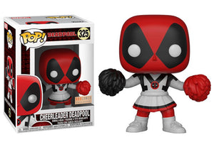 Pop! Marvel - Cheerleader Deadpool (Box Lunch Exclusive) - Mom's Basement Collectibles
