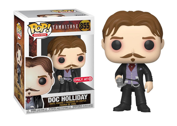 Pop! Movies: Tombstone - Doc Holliday (Target Exclusive) - Mom's Basement Collectibles
