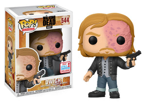 Pop! Television: The Walking Dead - Dwight (Fall Convention Exclusive 2017) - Mom's Basement Collectibles