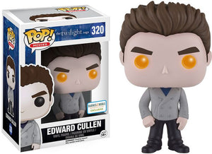 Pop! Movies: Twilight - Edward Cullen (Barnes & Noble Exclusive) *DAMAGED* - Mom's Basement Collectibles