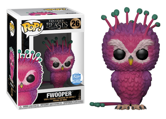 Pop! Fantastic Beasts and Where to Find Them - Fwooper (Funko Shop Exclusive) - Mom's Basement Collectibles