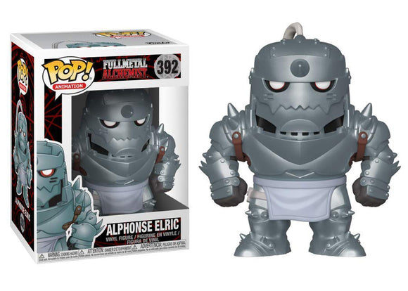 Pop! Animation: Fullmetal Alchemist - Alphonse Elric - Mom's Basement Collectibles