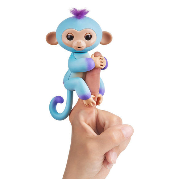 WowWee Fingerlings Interactive Baby Monkey Toy Ava - Mom's Basement Collectibles
