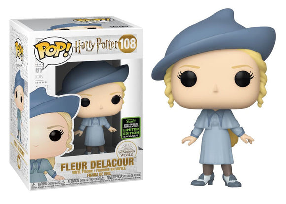 Pop! Harry Potter - Fleur Delcour (Spring Convention Exclusive 2020 - Mom's Basement Collectibles