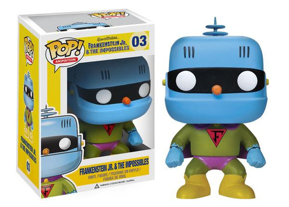 Pop! Animation - Frankenstein Jr. & The Impossibles - Mom's Basement Collectibles