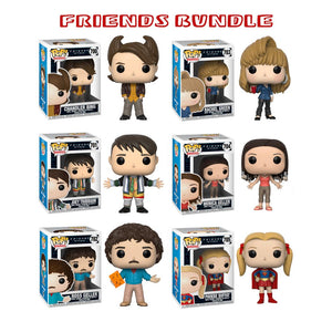 Bundle: Pop! Television: Friends Set - Mom's Basement Collectibles