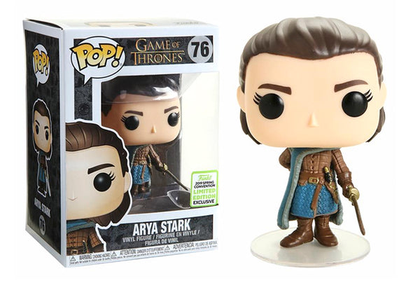 Pop! Game of Thrones - Arya Stark (Spring Convention Exclusive 2019) - Mom's Basement Collectibles