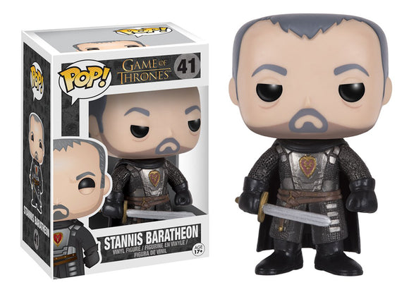 Pop! Game of Thrones - Stannis Baratheon - Mom's Basement Collectibles