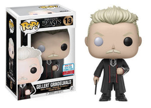 Pop! Fantastic Beasts and Where to Find Them - Gellert Grindelwald (Fall Convention Exclusive 2017) - Mom's Basement Collectibles