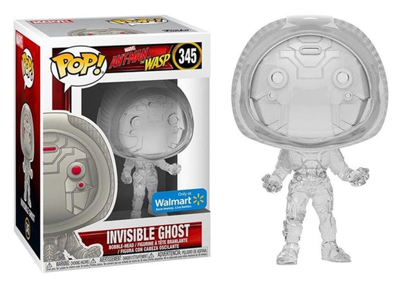 Pop! Marvel: Ant-Man & The Wasp - Ghost (Walmart Exclusive) - Mom's Basement Collectibles