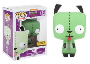Pop! Television: Invader Zim - GIR [GITD] (Hot Topic Exclusive) - Mom's Basement Collectibles