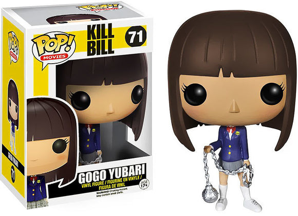 Pop! Movies: Kill Bill - Gogo Yubari - Mom's Basement Collectibles