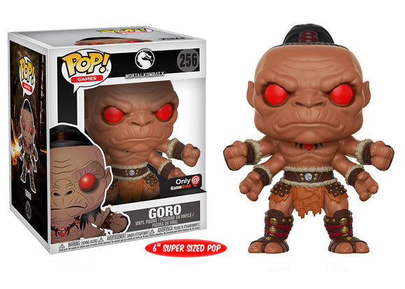 Pop! Games: Mortal Kombat X - Goro (Gamestop Exclusive ...