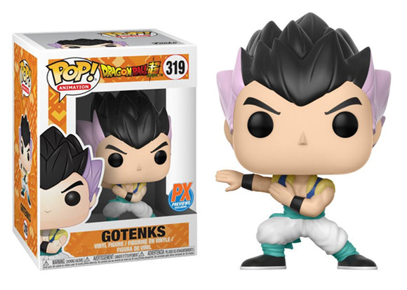 Pop! Animation: Dragon Ball Super - Gotenks (PX Exclusive) - Mom's Basement Collectibles