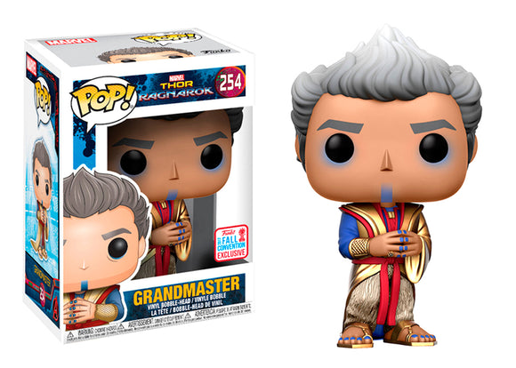 Pop! Marvel: Thor: Ragnarok - Grandmaster (Fall Convention Exclusive 2017) - Mom's Basement Collectibles
