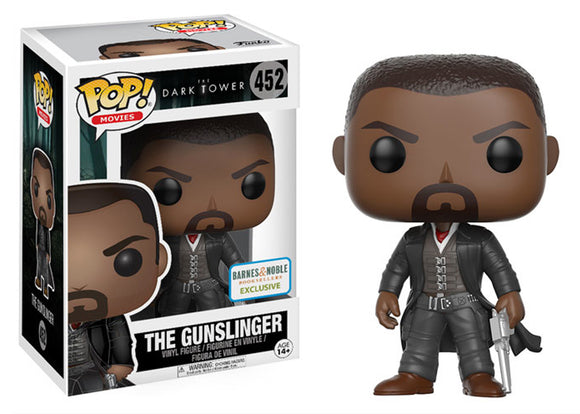 Pop! Movies: The Dark Tower - The Gunslinger (Barnes & Noble Exclusive) - Mom's Basement Collectibles