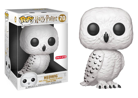 Pop! Harry Potter - Hedwig [10 Inch] (Target Exclusive) - Mom's Basement Collectibles