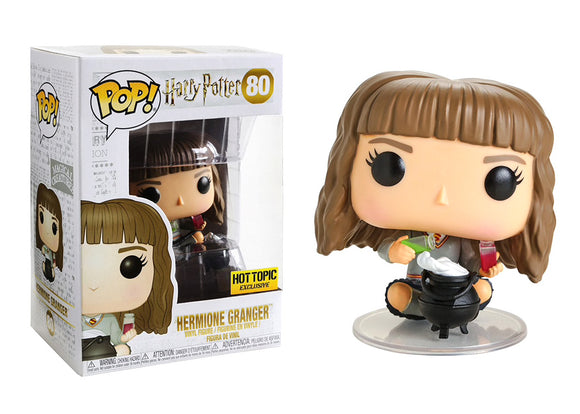 Pop! Harry Potter - Hermione Granger [Cauldron] (Hot Topic) - Mom's Basement Collectibles