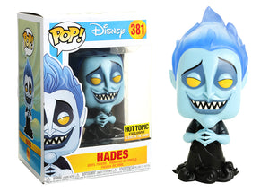 Pop! Disney - Hades [Glow In The Dark] (Hot Topic Exclusive) - Mom's Basement Collectibles