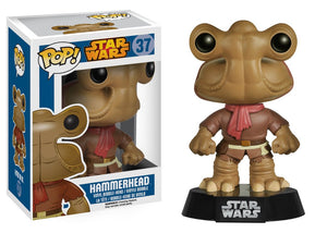 Pop! Star Wars - Hammerhead - Mom's Basement Collectibles